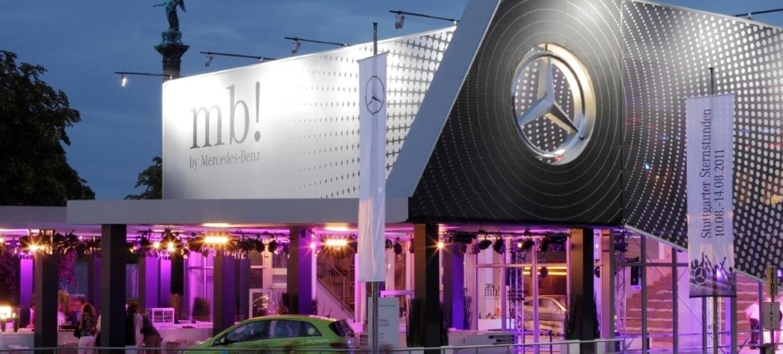 Röder Event Büdingen bis Bochum: Röder Zelt und