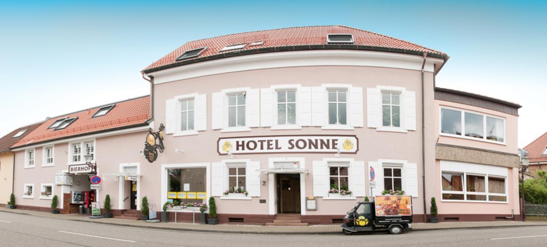 Hotel Sonne 5