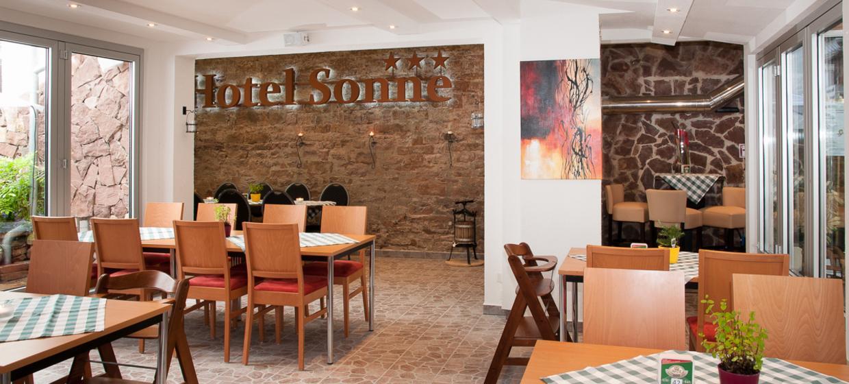 Hotel Sonne 4