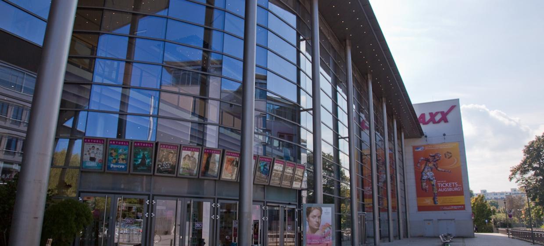 CinemaxX Augsburg 1