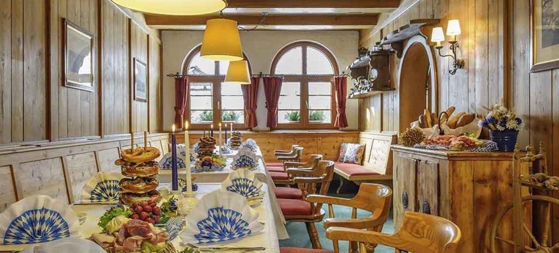Mercure Hotel Garmisch-Partenkirchen 1