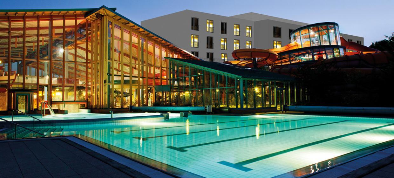 Wonnemar Resort Hotel Wismar 1