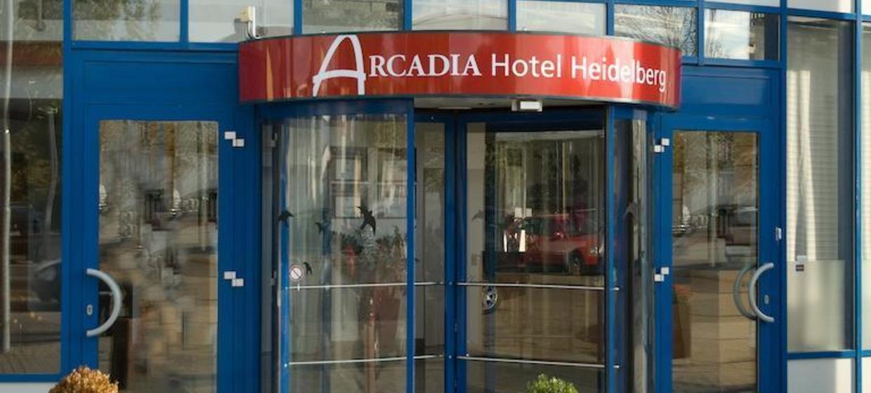 Arcadia Hotel Heidelberg 10