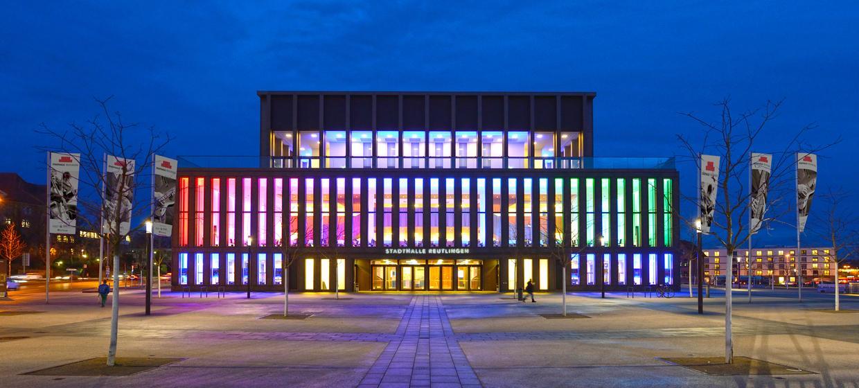 Stadthalle Reutlingen 1