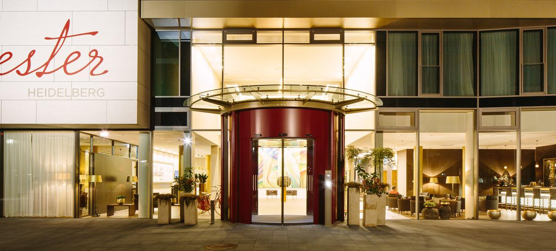 Hotel Chester Heidelberg 8