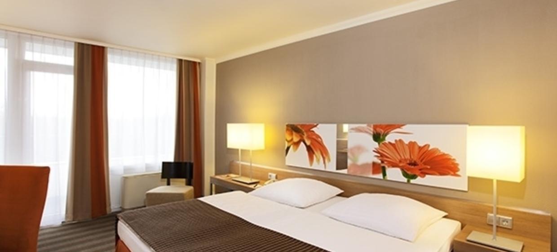 H4 Hotel Frankfurt Messe 4