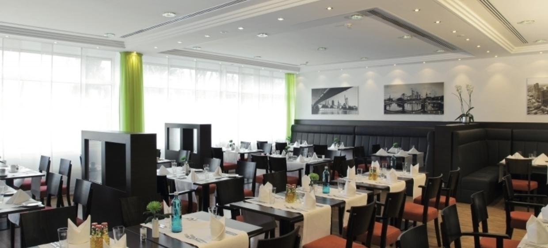 H4 Hotel Frankfurt Messe 1
