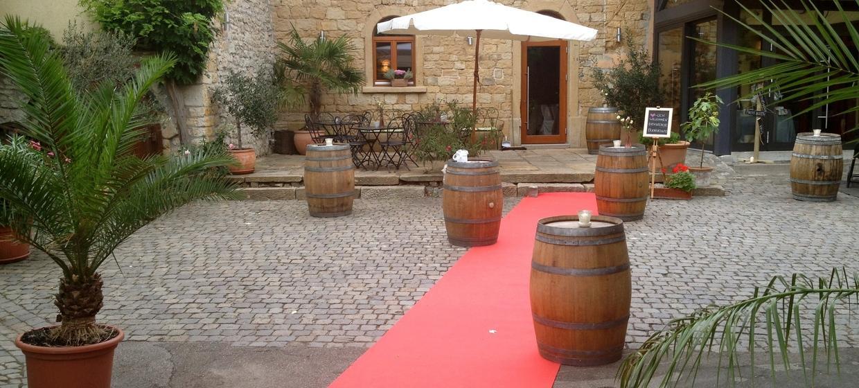 Altes Weingut am Maxbrunnen 12