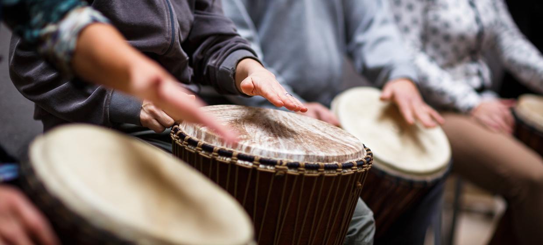 Trommelkunst – Events und Workshops 1