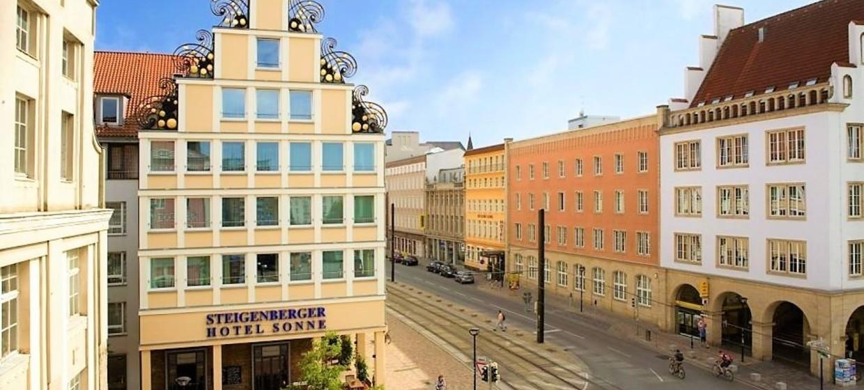 Vienna House Sonne Rostock 7