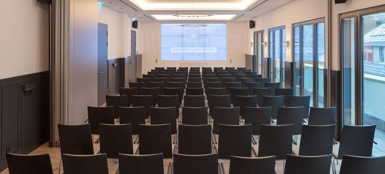 Dompalais conference 2