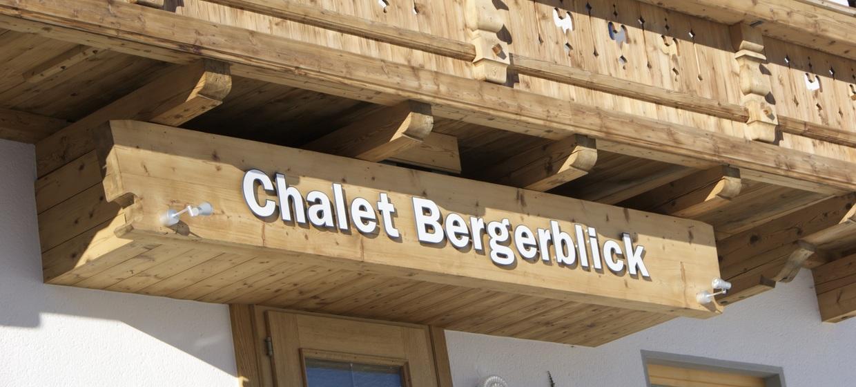 Chalet Bergerblick 9