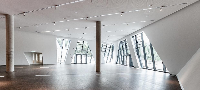 Leuphana Zentralgebäude / Campus Lüneburg 3
