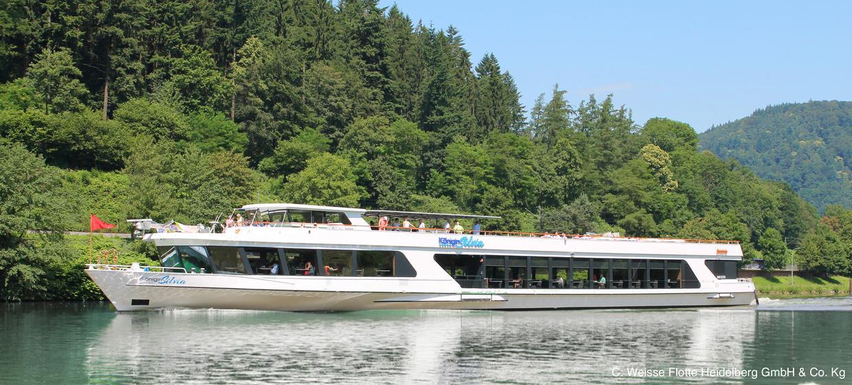 Weisse Flotte - Königin Silvia 11