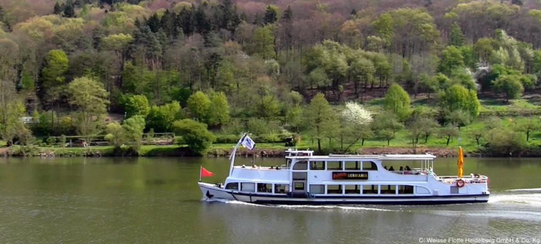 Weisse Flotte - Germania 1
