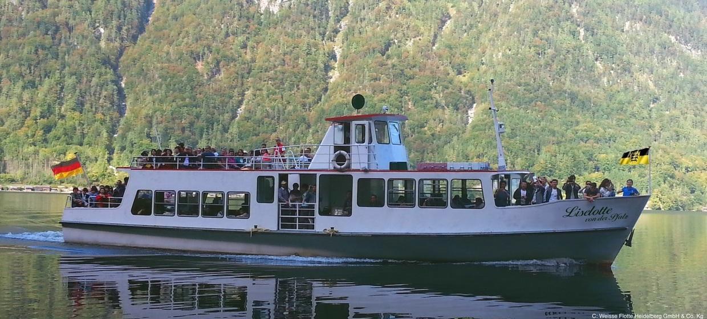 Weisse Flotte - Liselotte von der Pfalz 2