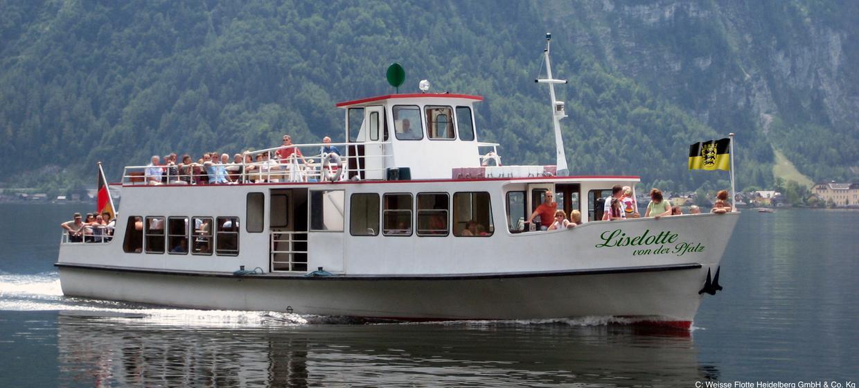 Weisse Flotte - Liselotte von der Pfalz 3