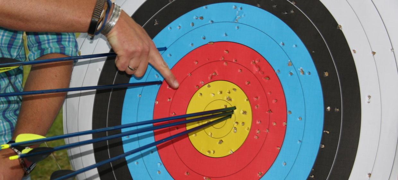 Bogenschießen - Zielen, lösen, Treffer! 3
