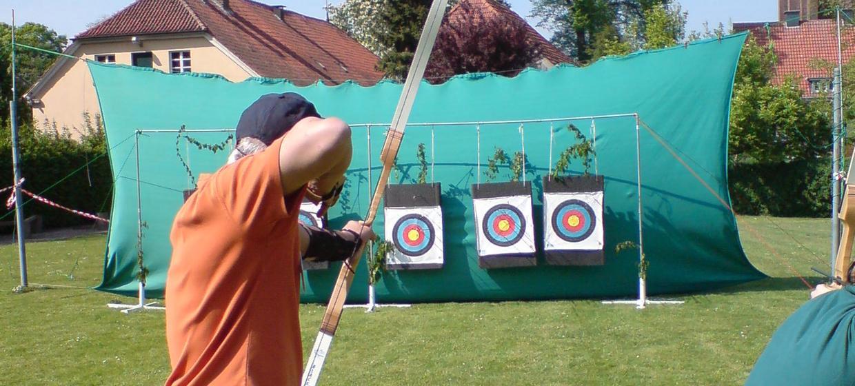 Bogenschießen - Zielen, lösen, Treffer! 1