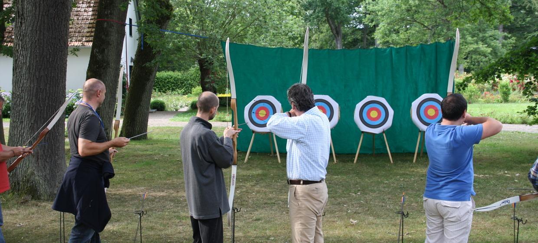 Bogenschießen - Zielen, lösen, Treffer! 2