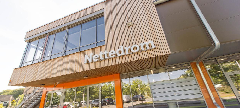 Nettedrom - E-Kartbahn am Nettebad 1