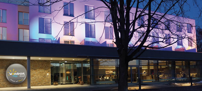 Wonnemar Resort Hotel Wismar 6