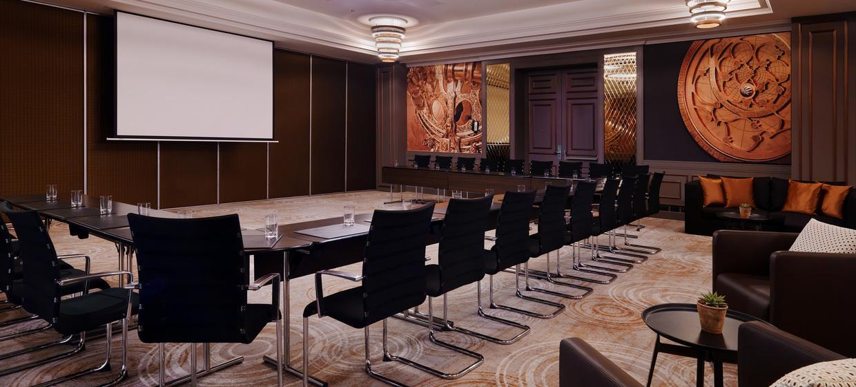 Hamburg Marriott Hotel 10