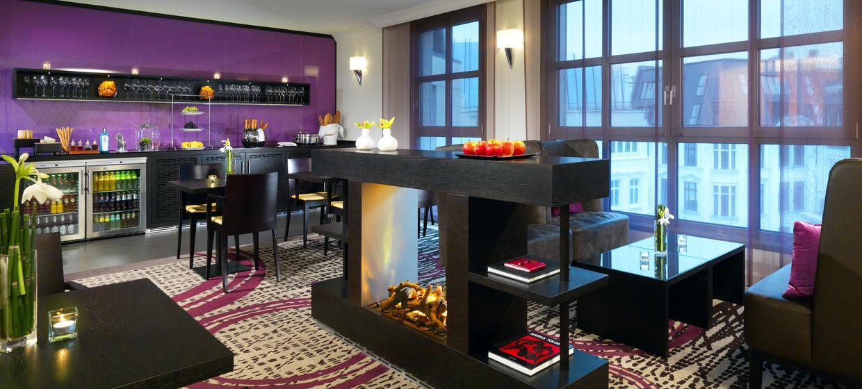 Hamburg Marriott Hotel 5