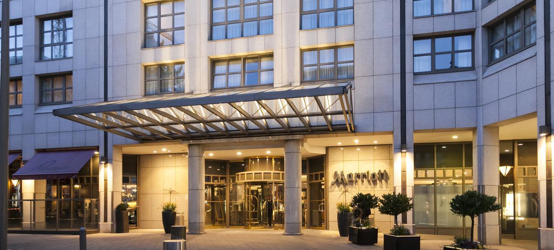 Hamburg Marriott Hotel 22