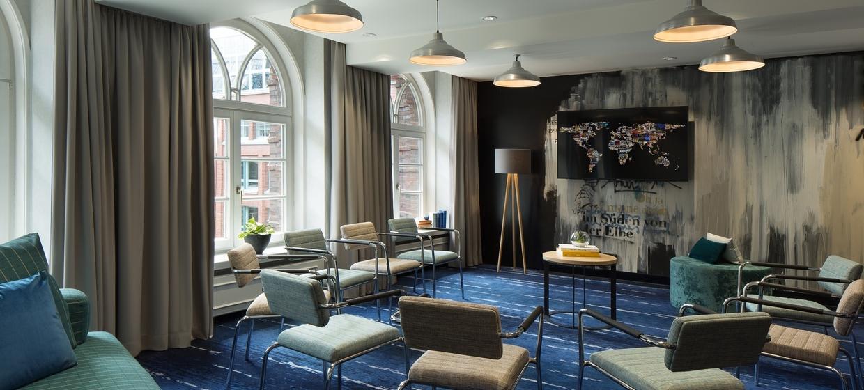 Renaissance Hamburg Hotel 4