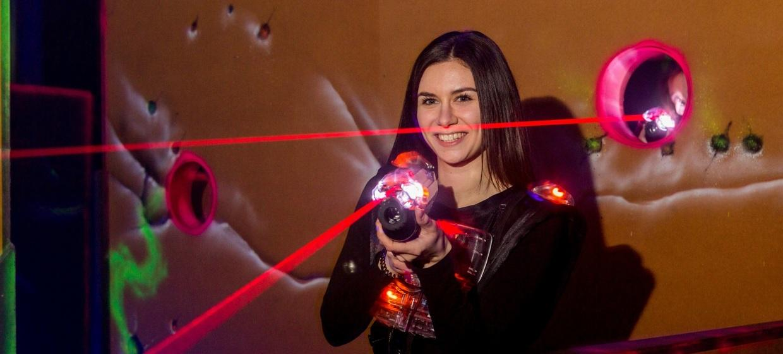 Lasertag: Licht aus, Spaß an!  1