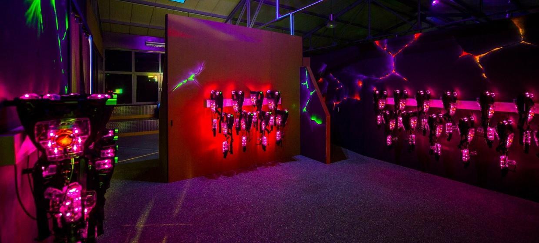 Lasertag: Licht aus, Spaß an!  4