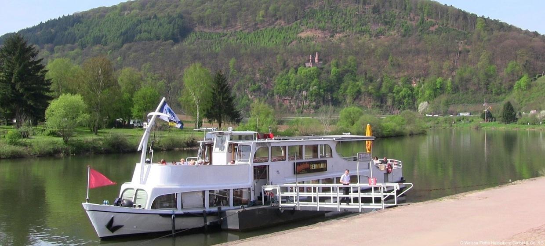 Weisse Flotte - Germania 4