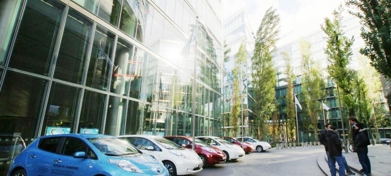 Sony Center am Potsdamer Platz 1