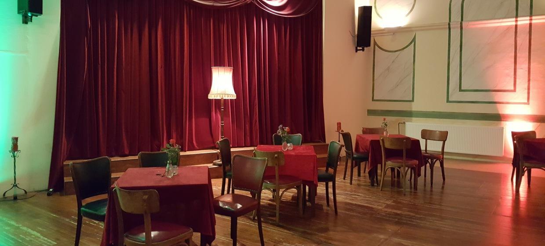 Festsaal - Tango la Boca 2