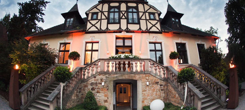 Jagdschloss Habichtswald 1