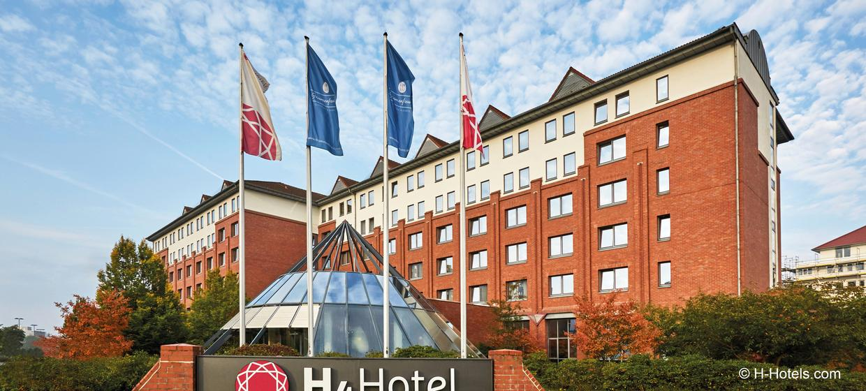 H4 Hotel Hannover Messe 24
