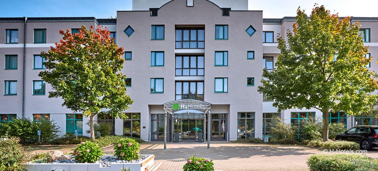 H+ Hotel Hannover 9