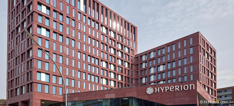 Hyperion Hotel Hamburg 15