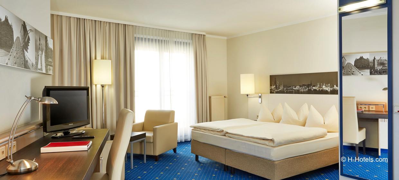H4 Hotel Hamburg Bergedorf 15