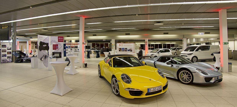 Terminal Tango im Airport Hamburg 5