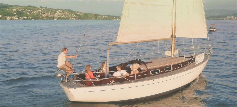 Oldtimer Segelyacht 5