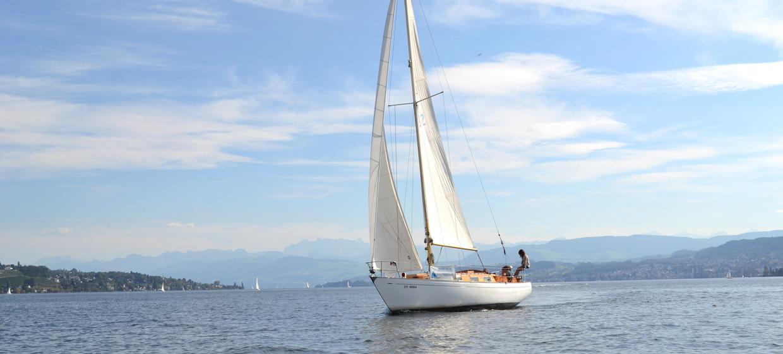 Oldtimer Segelyacht 1