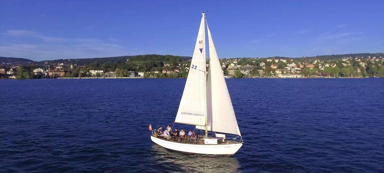 Oldtimer Segelyacht 8