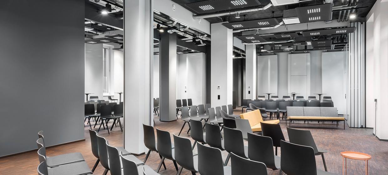 Design Offices Frankfurt Wiesenhüttenplatz 5