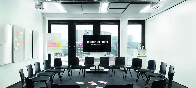 Design Offices Frankfurt Wiesenhüttenplatz 7