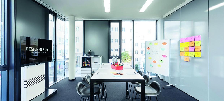 Design Offices Frankfurt Wiesenhüttenplatz 8