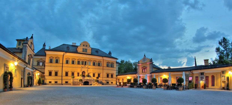 Gasthaus zu Schloss Hellbrunn 1