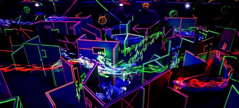 Lasertag Evolution 2