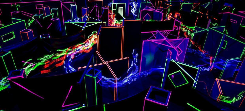 Lasertag Evolution 3